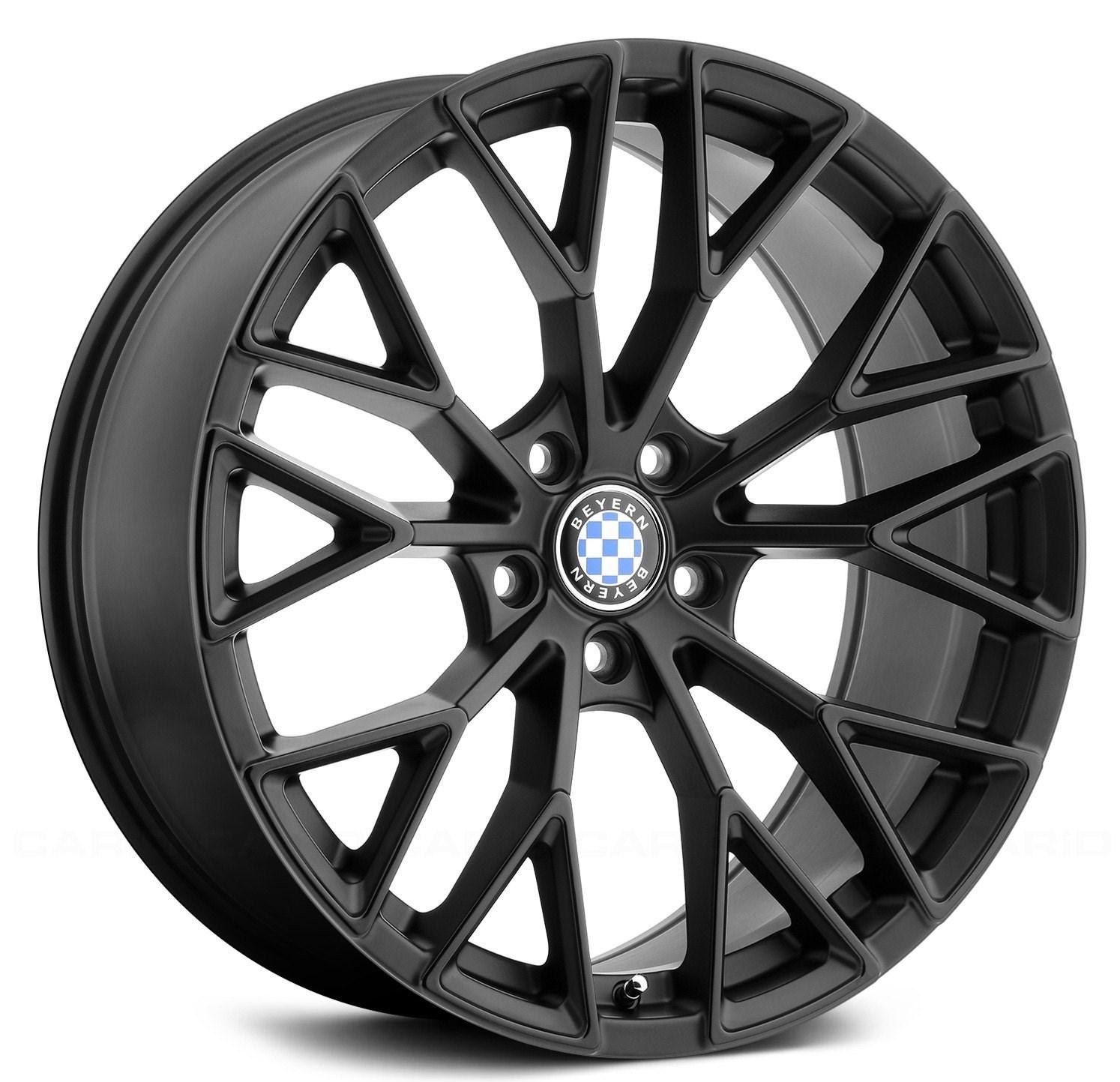 Bmw Z4 Custom Wheels: Beyern Felger